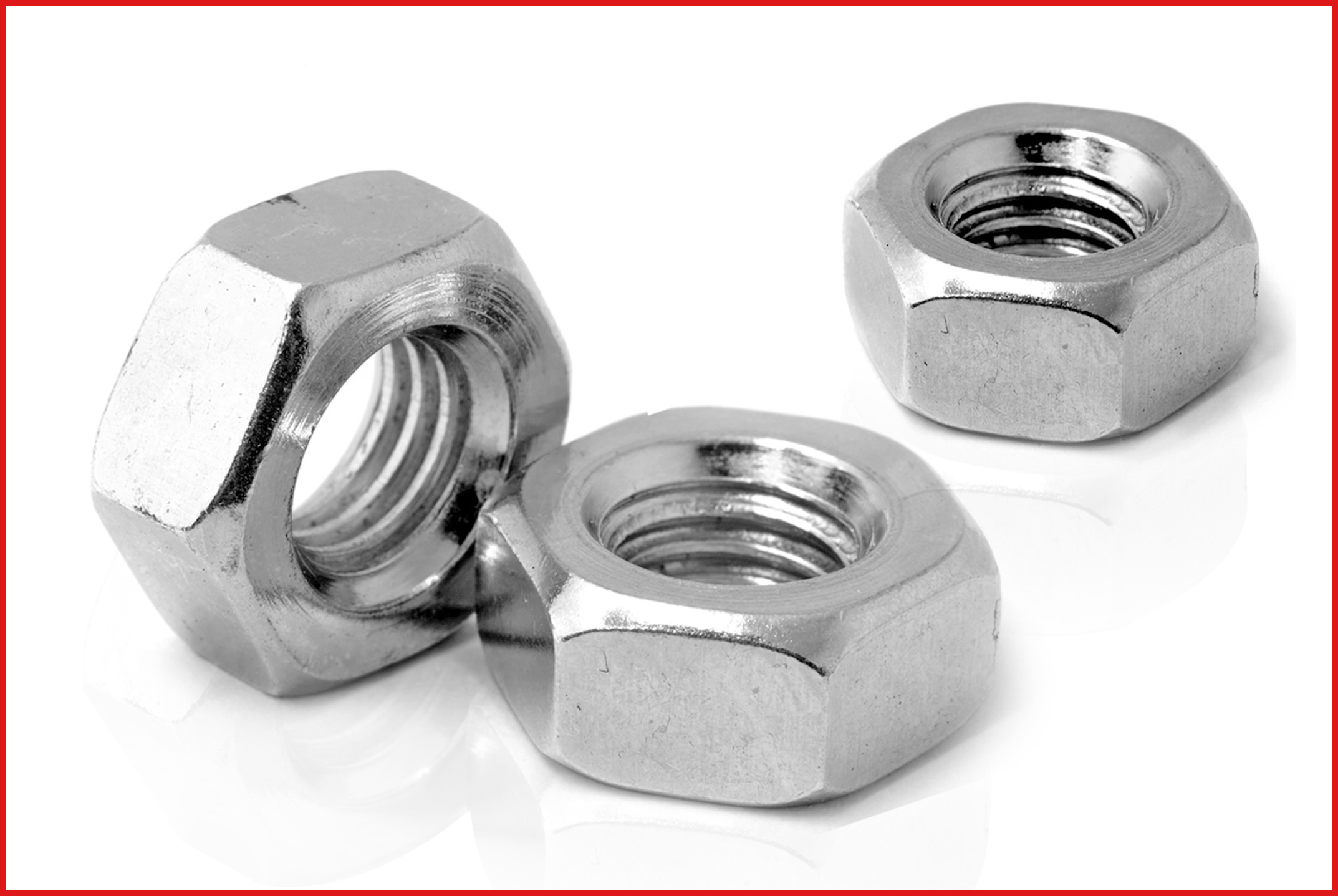 Stainless steel hex nuts nut bolt screw manufacturers