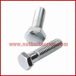 Din 933 Stainless Steel Hex Screws