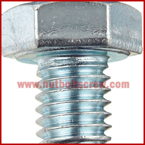 Din 933 Stainless Steel Hex Screws suppliers in gujarat
