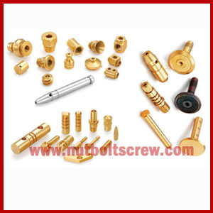 Precision Turned Components Manufacturers Nut Bolt Screw