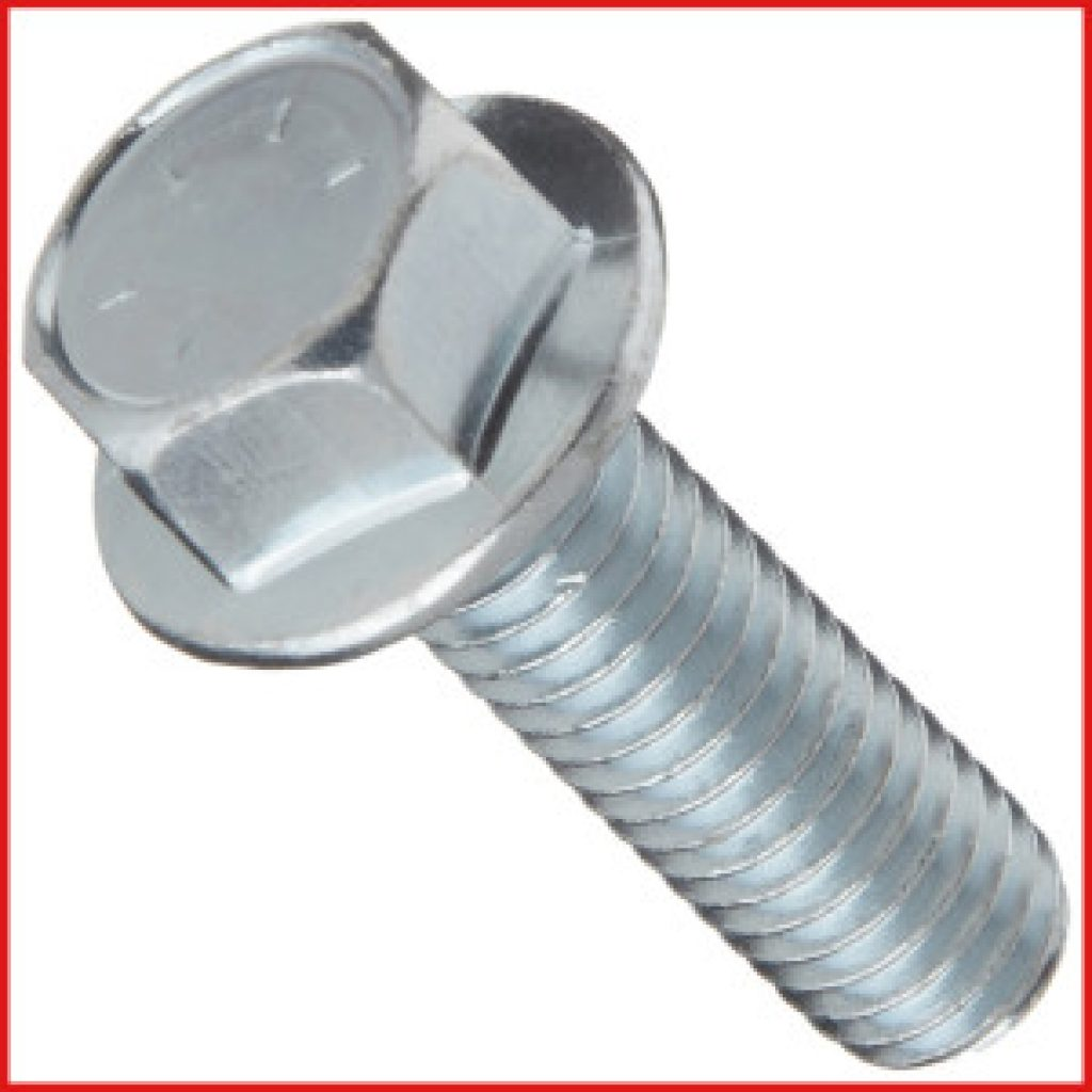 steel nuts and bolts