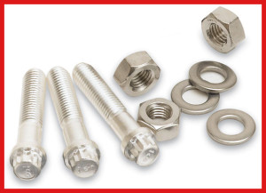Stainless Steel Flange Bolts And Nuts Nut Bolt Screw