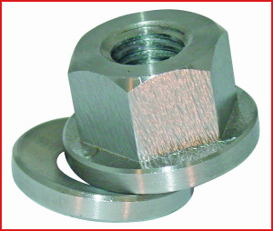 Stainless Steel Nylock Nuts