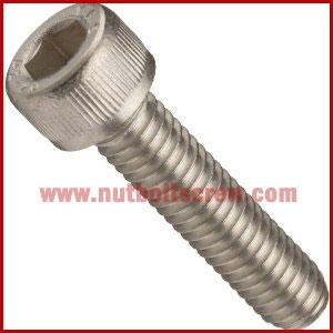Din 912 Stainless Steel Socket Head Cap Screws suppliers