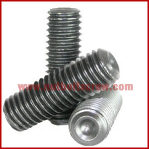 Din 916 Socket Head Grub Screws