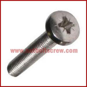 Din 965 Stainless Steel Screws
