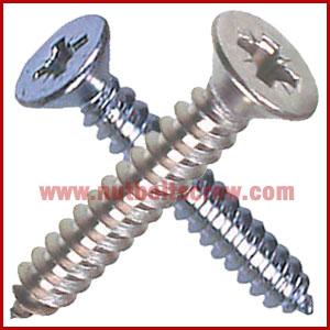 cross recess self tapping screws exporters in gujarat
