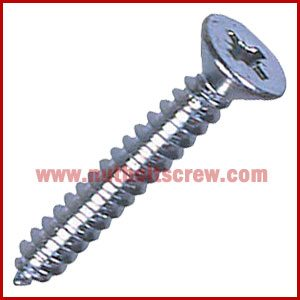 cross recess self tapping screws suppliers in india