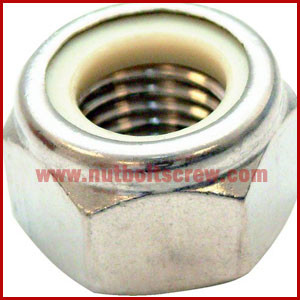 din 982 stainless steel nyloc nuts exporters