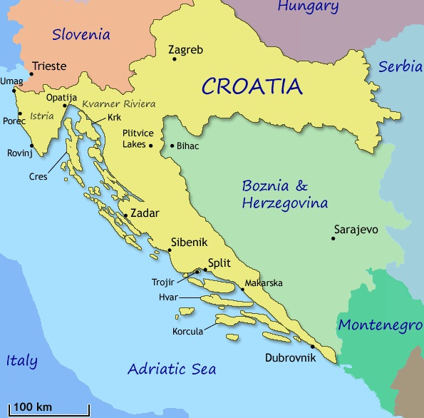 STAINLESS STEEL WASHERS Croatia