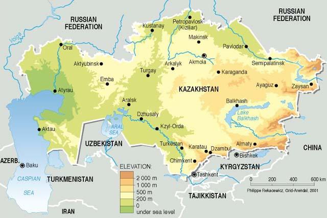 SELF TAPPING SCREWS kazakshtan