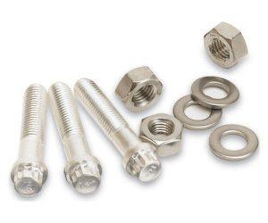Stainless Steel Flange Nuts, Stainless Steel Grub Screws