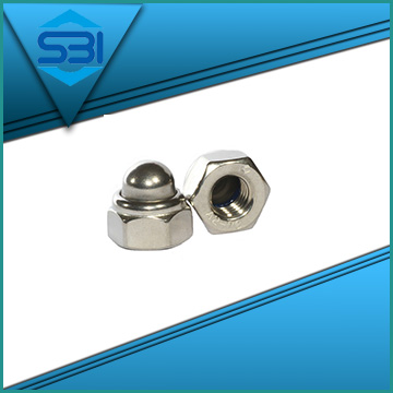 din 1587 dome nut Manufacturer and Supplier in Gujarat