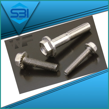 India's Best Exporter of din 6921 flange bolt, DIN 6921 FLANGE BOLT India