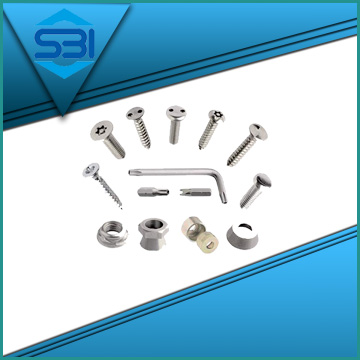 2 hole security bolt, 316 Stainless Steel Hex Nuts Manufacturer in Gujarat