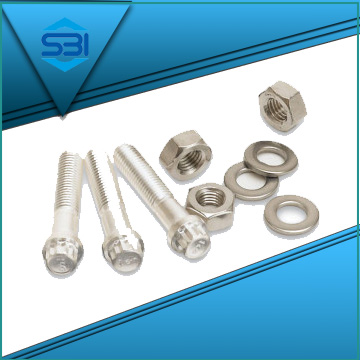 304 stainless steel bolts Manufacturer in India