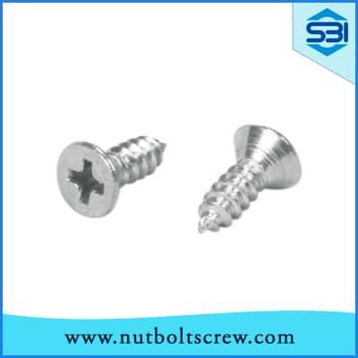 cross-recess-self-tapping-screws